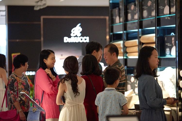 慕思新西兰首家旗舰店新年喜庆开业