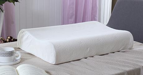 慕思乳胶枕(曲线成人枕PSZ1-017)