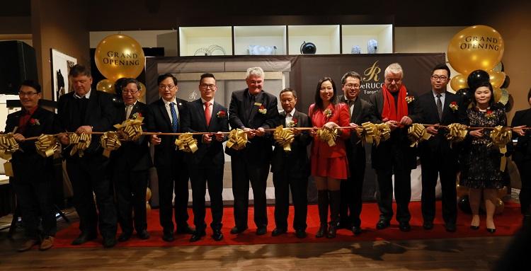 慕思多伦多首家旗舰店隆重开业