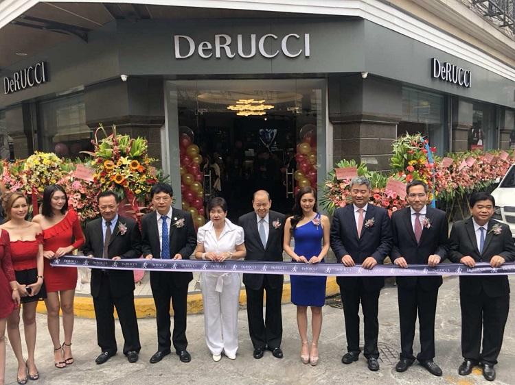 慕思菲律宾首家旗舰店盛大开业