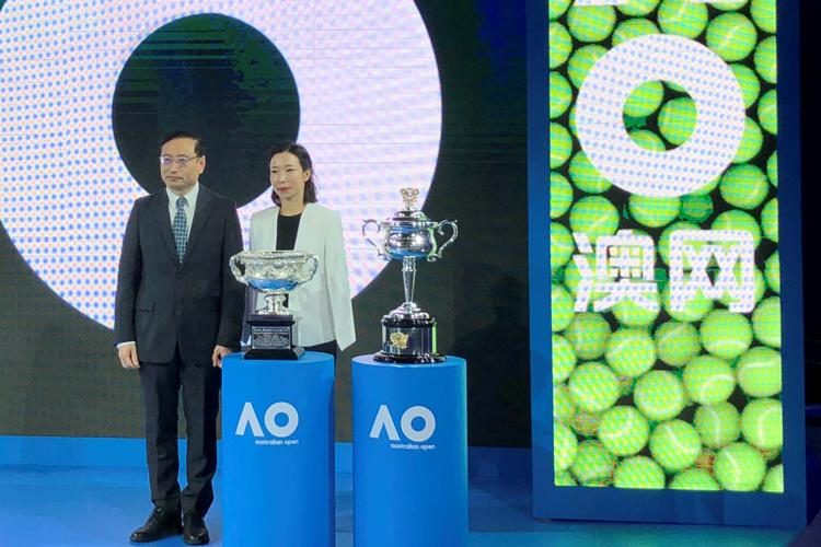 国际化加速,慕思携手澳大利亚网球公开赛