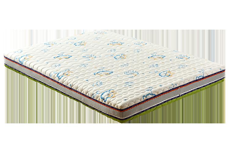 为中国孩子成长而设计,慕思儿童床垫品牌