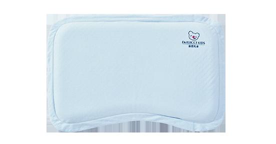 幼儿酒窝硅胶枕 PKZ1-019