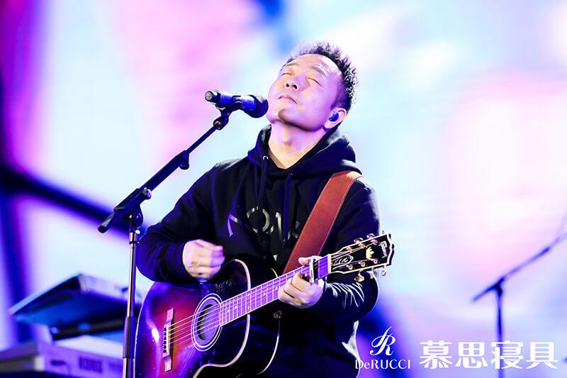 """""""慕思之夜""""广州站携许巍,燃情唱响2018感恩收官之旅"""