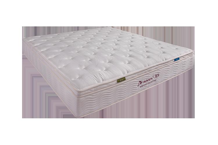 慕思3D的床垫是用什么材料做的