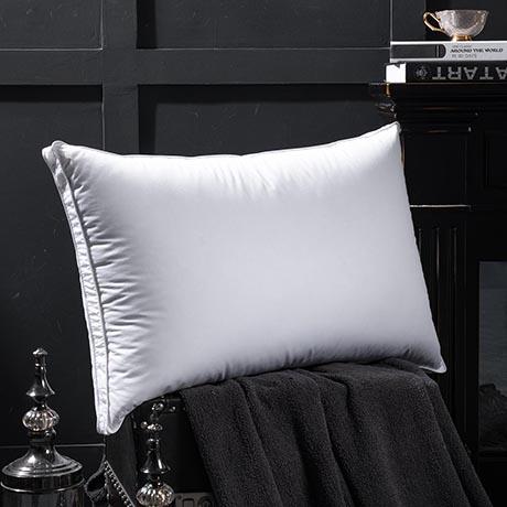 鹅绒纤羽调节枕