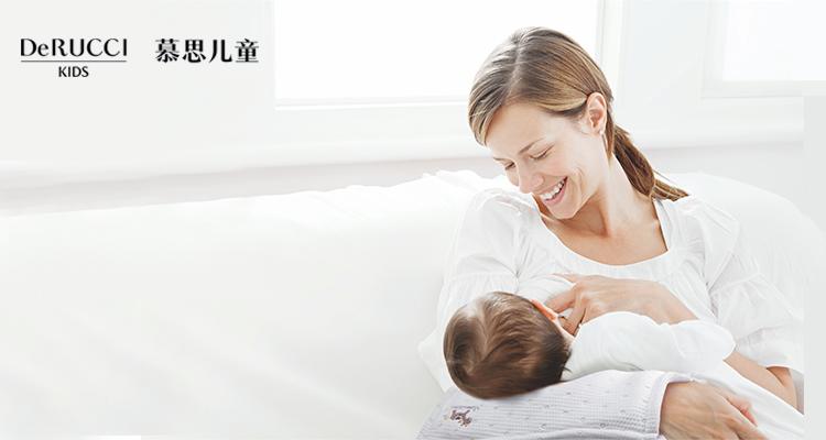 慕思儿童竹炭多功能枕,呵护婴儿的每晚睡眠