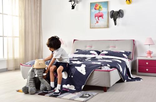 儿童床怎么选?既要颜值也要舒适