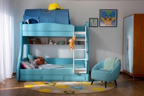 儿童床十大品牌,慕思儿童床高颜值又舒适再度上榜