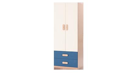 双门衣柜 LKZ1-019